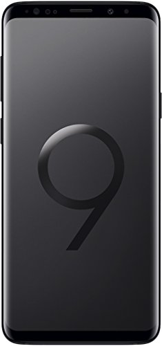 Samsung Galaxy S9 Plus 64 GB (Dual SIM) Noir Android 8.0 Version internationale