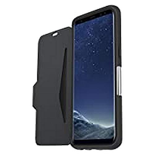 OtterBox 77-54574 Strada Serie für Samsung Galaxy S8, shadow