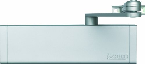 ABUS Türschließer 8603, silber, 10643