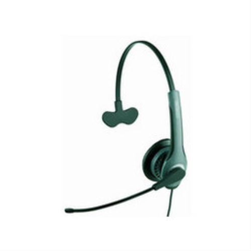 Jabra GN2000Mono Soundtube Monaural schwarz Headset–Headset (Monaural, schwarz, Draht, 150–6800HZ, halboffen, 81g)