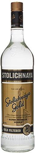 Stolichnaya Vodka Gold - 1000 ml