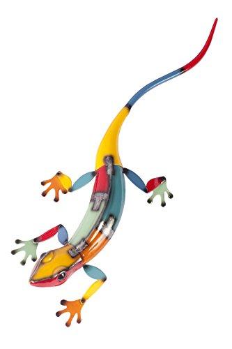 La Hacienda 55394lang Lizard, Mehrfarbig, 43x 14x 7cm