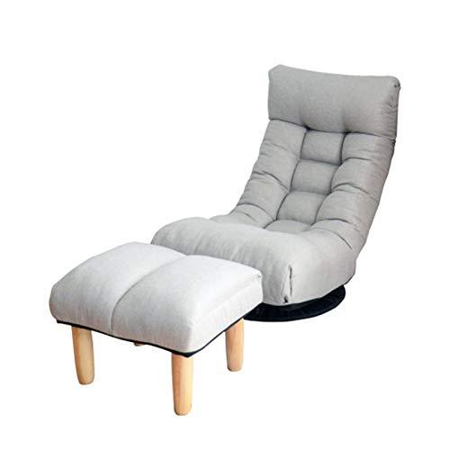Sofá actualizado sofá moderno sofá reclinable silla japonesa sofá perezoso sofá tatami balcón sillón reclinable ocio sofá silla ajustable