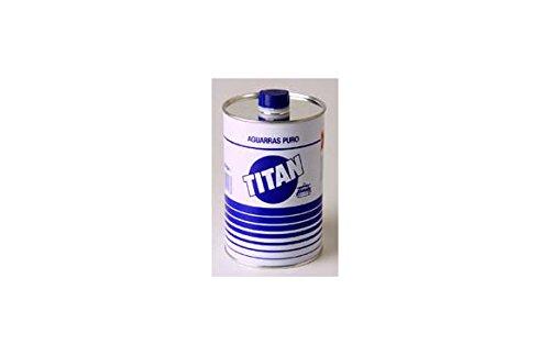 Industrias Titan. S.L 086-250 - Aguarras puro titan 250 ml