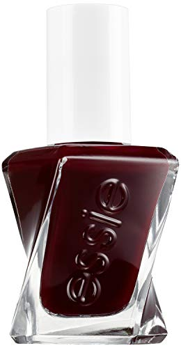 Essie Langanhaltender Nagellack Gel Couture Nr. 360 spiked with style, Rot, 13,5 ml