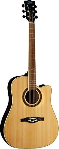 Eko One ST D CW Eq Natural ETS Elektroakustische Gitarre