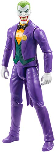Batman Missions True-Moves Crime Clown Joker 12″ Figure
