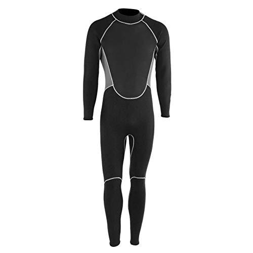 DAUERHAFT Muta da Sub da Uomo Muta da Sub Muta da Sub da Uomo Resistente allo Strappo Protezione UV, per Immersioni, Nuoto(S)