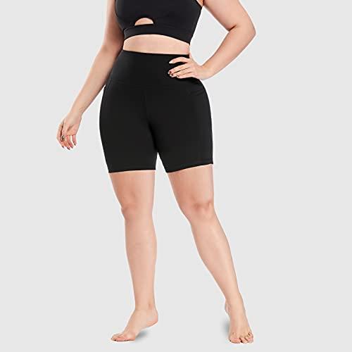 YOHOYOHA Plus Size Leggings For Women