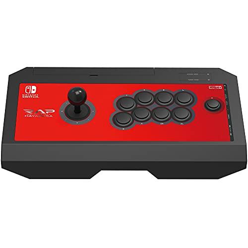 HORI Nintendo Switch Real Arcade Pro V Hayabusa Fight Stick Officially...