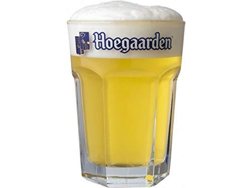 Hoegaarden Lot de 6 verres à bière blanche 25 cl