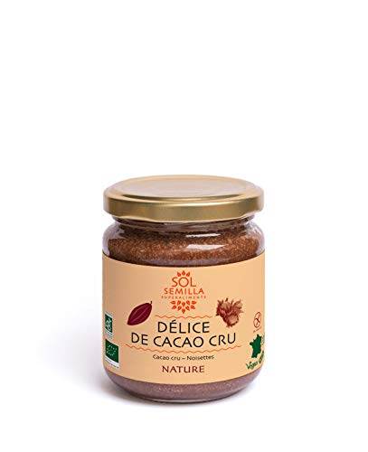 Délice de Cacao cru bio - 220 g