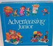 Adverteasing Junior by Cadaco