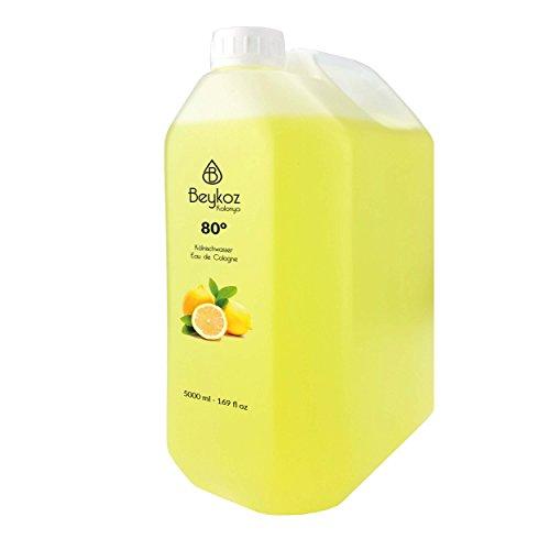 Beykoz Lemon Cologne echt Kölnisch Wasser Kolonya