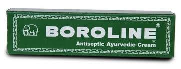 Boroline Antiseptic Ayurvedic Cream 20g (Pack of 6) by Boroline(Ship from India)