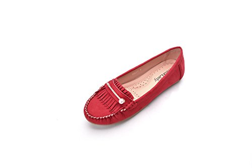 Top 10 best selling list for red tassel flat shoes