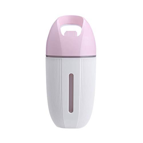 Humidificador Aromaterapia,JiaMeng Difusor purificador portátil del purificador del Aire del atomizador del purificador del humectador del hogar USB - JMJS017