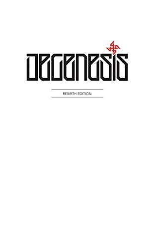 Degenesis: Rebirth Edition