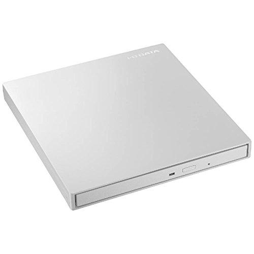 アイ・オー・データ機器 USB3.0/2.0 バスパワー対応ポータブルDVDドライブ パールホワイト DVRP-UT8LW