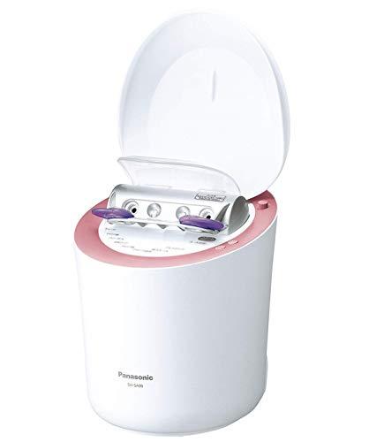 パナソニック スチーマー ナノケア W温冷エステタイプ ピンク調 EH-SA99-P
