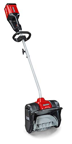 Snapper 1696871 XD SXDSS82 82V Cordless Snow Shovel, Red/Black