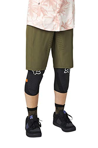 Womens Flexair Lite Short No Liner Olive Green