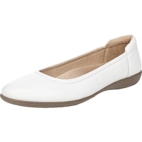 Top 10 best selling list for naturalizer flat white shoes