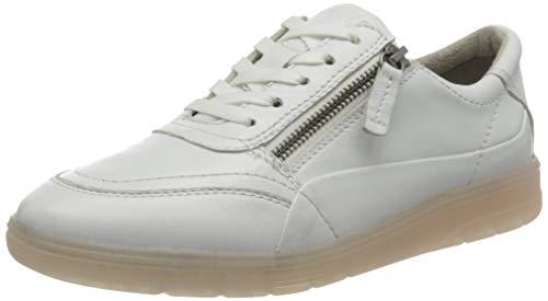 Jana Softline Damen 8-8-23750-26 100 Sneaker, Weiß, 39 EU
