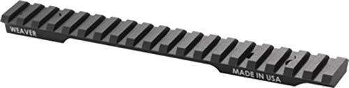 WEAVER Extended Multi Slot Base Remington 700 LA 20 MOA