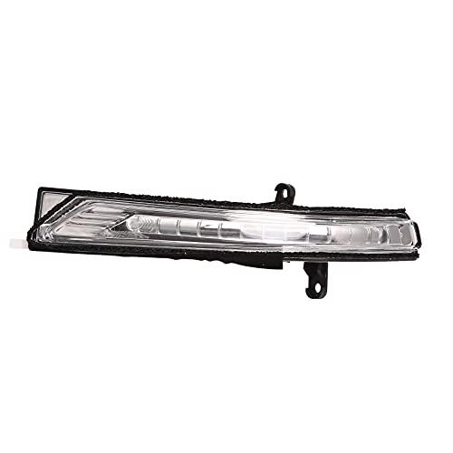 Binogram Espejo Retrovisor de Coche Luz de Espejo Lateral LáMpara de SeeAl LED LH para I40 2011-2018 87614 3Z000