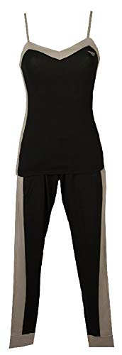 Emporio Armani Pyjamas Frau Damen Top Lange Hosen Baumwolle und Modal Artikel 163288+163295 3A269, 00621, S