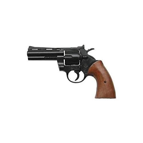 Pistola SCACCIACANI, A Salve, Bruni Magnum 380 Nera (BR-700)