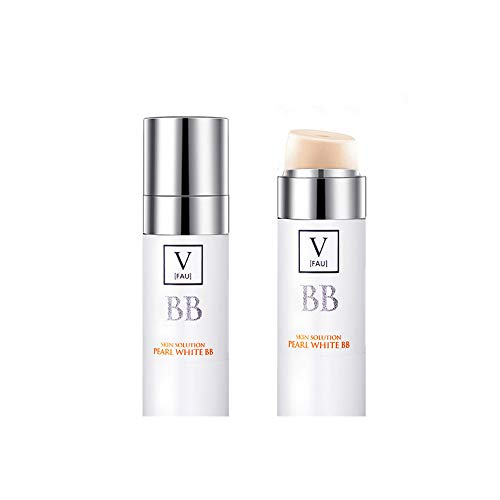 V FAU Skin Solutio Pearl White BB Anti-Aging Foundation With Thin Concealer BB Cream
