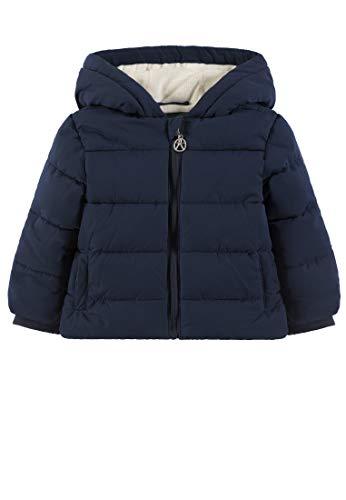 Kanz Unisex Baby Anorak mit Kapuze Jacke, Blau (Dress Blue 3043), (Herstellergröße: 86)