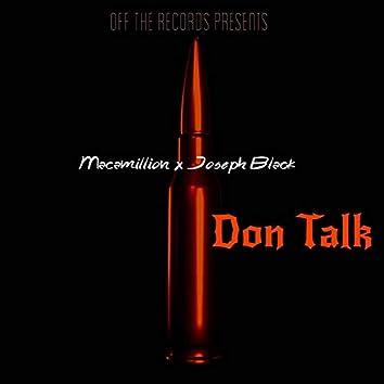Don Talk (feat. Joesph Black)