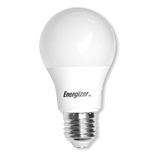 Energizer LED à intensité variable GLS Ampoule à économie d'énergie, E27, 9,2 W, Blanc chaud