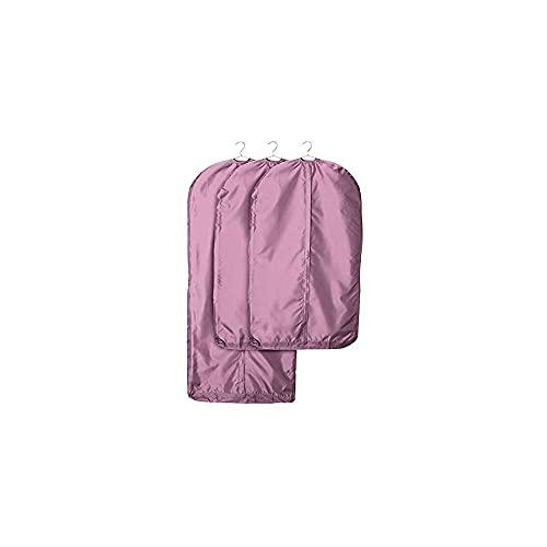 YuKeShop 3 Stück/Set Pelzmantel Anzug Staubdicht Staubbeutel Kleidersack Vlies-Kleidersack in Oxford