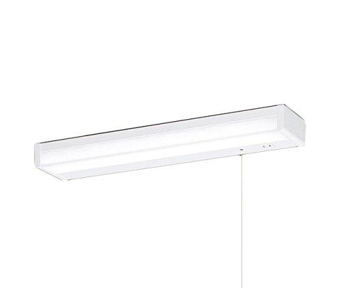 パナソニック(Panasonic) LEDキッチンライト 昼白色 20形直管蛍光灯1灯相当 プルスイッチ付 コンセント付(1000Wまで) 両面化粧タイプ LSEB7107LE1