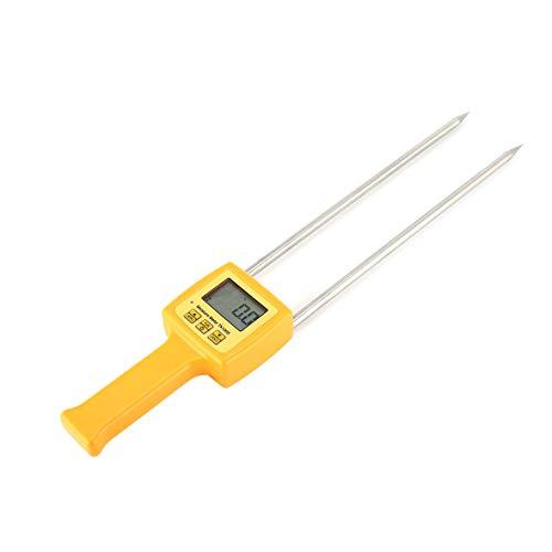 Heaviesk Hygrometer TK100S Digital LCD Getreide Feuchtigkeitsmessgerät Tester Mais Weizen Reis Bohnen Weizen Kuchen Mehl Stärke Futter Feuchtes Hygrometer Werkzeug
