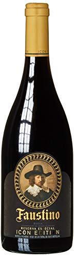 Faustino Icon Edition Reserva Especial in Geschenkpackung Tempranillo 2011 trocken (1 x 0.75 l)