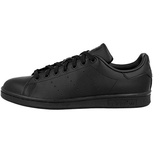 Adidas Stan Smith, Scarpe da Ginnastica Basse Uomo, Nero (Black M20327), 40 2/3 EU