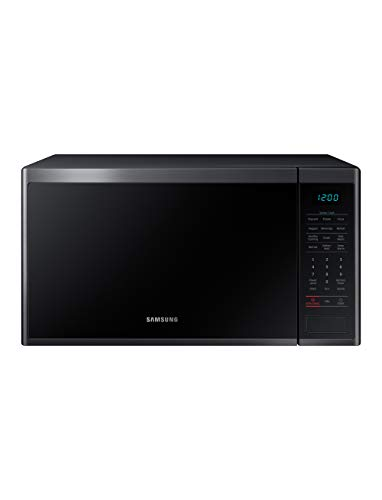 Samsung MS14K6000AG/AA MS14K6000 speed-cooking-microwave-ovens, 1.4 cubic feet, Black