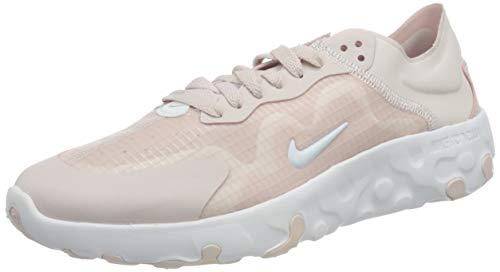 Nike Renew Lucent, Running Shoe Mujer, Rosado Ligero/Blanco, 36 EU