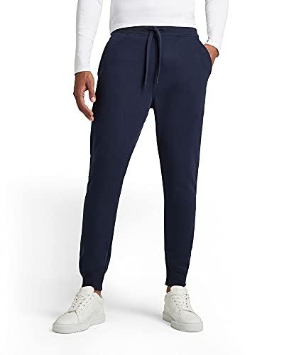 G-STAR RAW Premium Core Type C, Pantaloni Sportivi Uomo, Blu (Sartho Blue C235-6067), XL