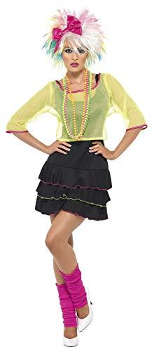 Women's 80's Pop Tart Costume, Top, Dress and Headband. Size 6 to 8