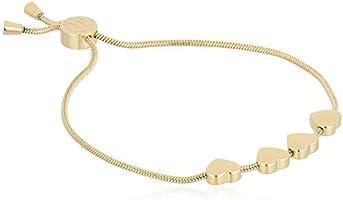 TOMMY HILFIGER WOMEN'S IONIC GOLD PLATED STEEL BRACELETS -2780161