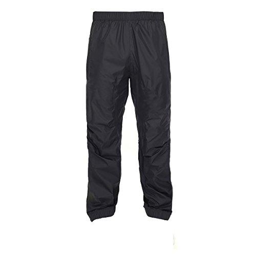 K-Way Regenhose – winddicht – wasserdicht Unisex Herren – Damen – 15 Farben Größe 6 8 10 12 16 Jahre – XS S M L XL XXL Gr. X-Large, Jeans-Blau KWAY