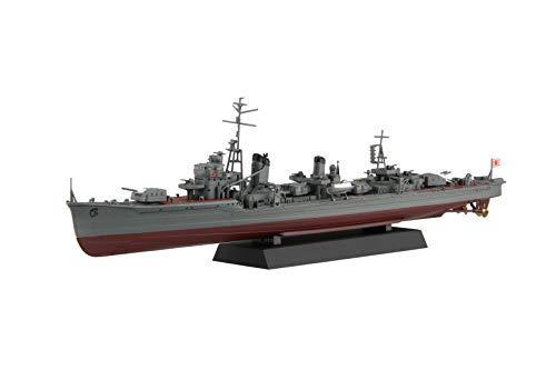 フジミ模型 1/350 艦NEXTシリーズ No.3 日本海軍陽炎型駆逐艦 雪風 色分け済み プラモデル 350艦NX-3