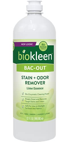 Biokleen Bac-Out Enzyme Stain Remover
