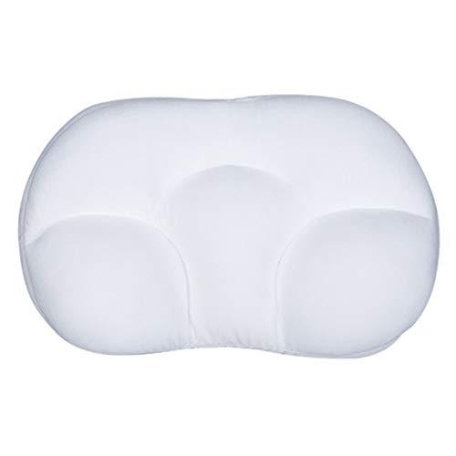 Saicowordist Almohada para dormir – Almohada estética para dormir en forma de mariposa ergonómica de espuma viscoelástica para dolor de cuello y hombros